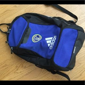 ⚽️Adidas ⚽️Climaproof Stadium Team Soccer Backpack
